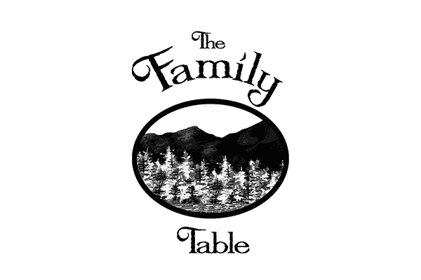 The Family Table - Restaurant Website Design