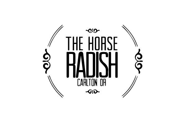 The Horse Radish - Restaurant/Bar Website Design