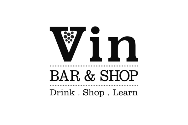 Vin Bar & Shop - Restaurant Website Design