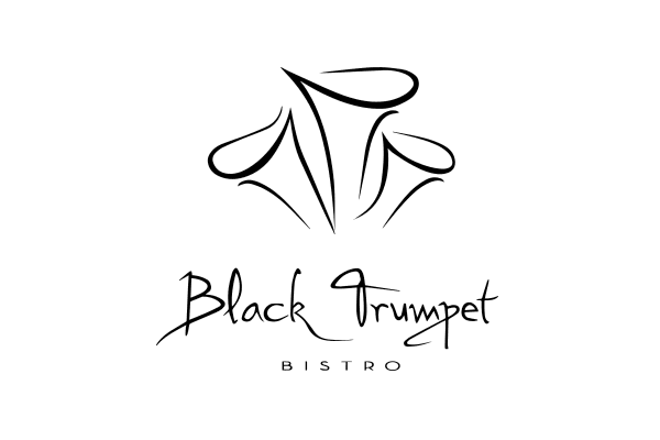 The Black Trumpet logo