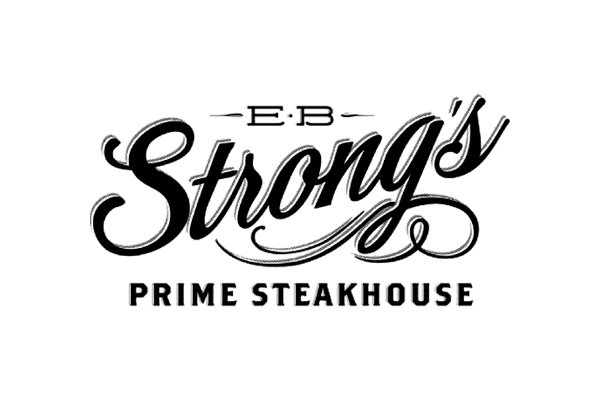 E.B. Strongs logo